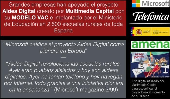 Impacto Aldea Digital